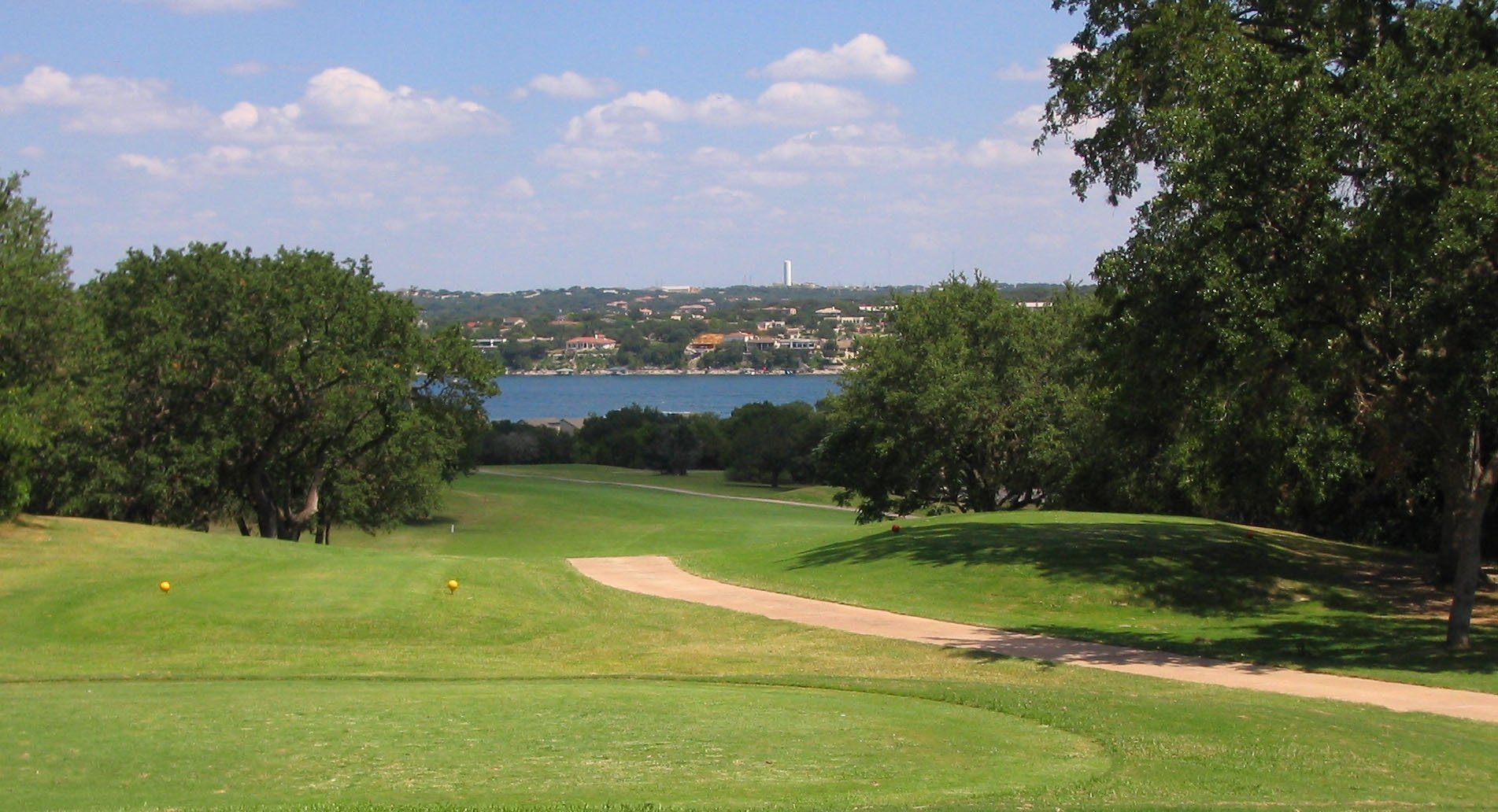 Point Venture Golf Course Lots